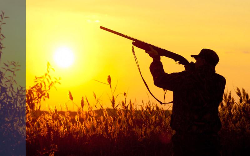 Otoprotettori per la caccia